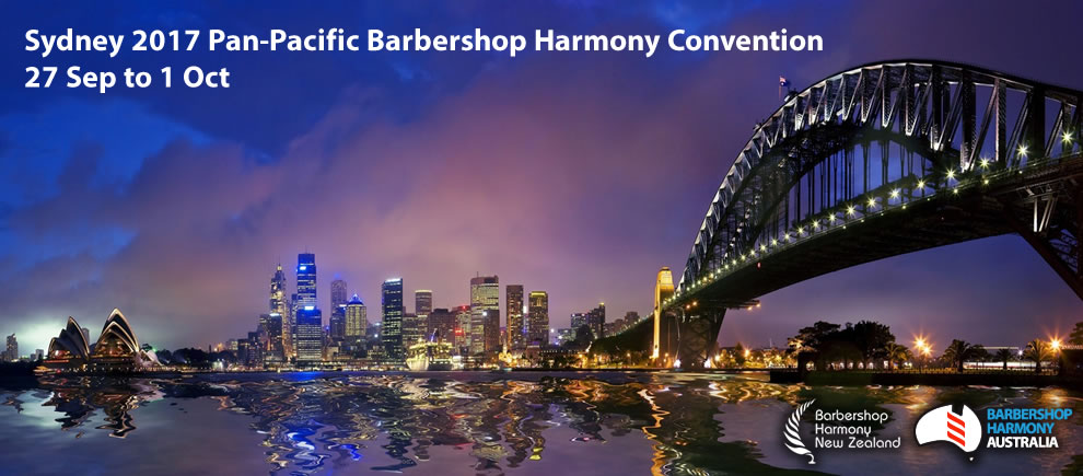 2017 Pan Pacific Convention - Sydney