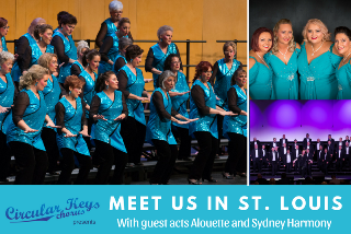 """Meet Us In St Louis"" - A Cappella Concert"